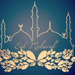 Eid Mubarak WhatsApp DP Photo